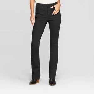 Women's High-Rise Skinny Bootcut Jeans - Universal